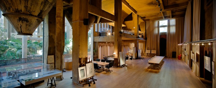 Ricardo_Bofill_Taller_Arquitectura_SantJustDesvern_Barcelona_Spain_WorkSpace_(2)