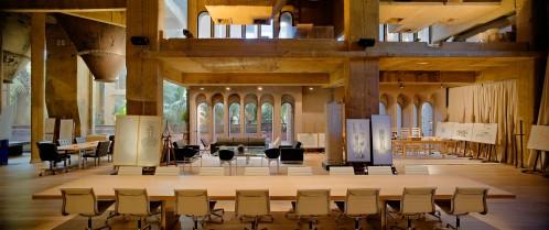 Ricardo_Bofill_Taller_Arquitectura_SantJustDesvern_Barcelona_Spain_WorkSpace_(4)